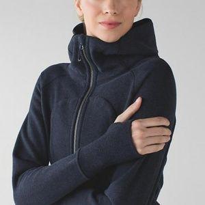 Lululemon Hoodie Long Sleeve Pockets Size 4